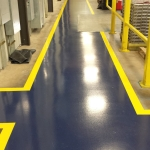 OSHA Floor Marking for Safety