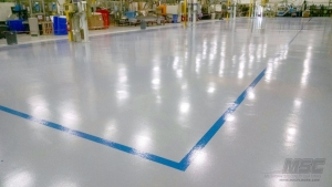 Industrial Flooring in Michigan