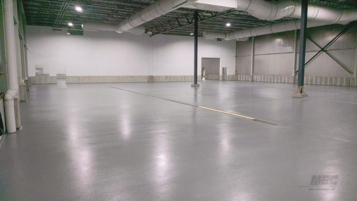 Showcase of commercial and industrial flooring solutions for Industrial flooring for homes