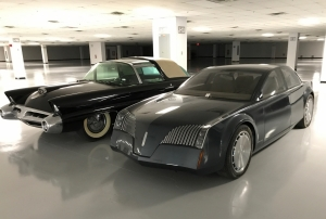 The Henry Ford - Dearborn, MI - 170,000 sq/ft of Epoxy Flooring - Vintage Car Showroom