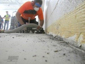 Michigan Specialty Coatings Flooring Crew
