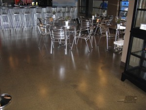 Polished Concrete - Colored