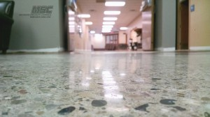 Polished Concrete Exposed Aggregate