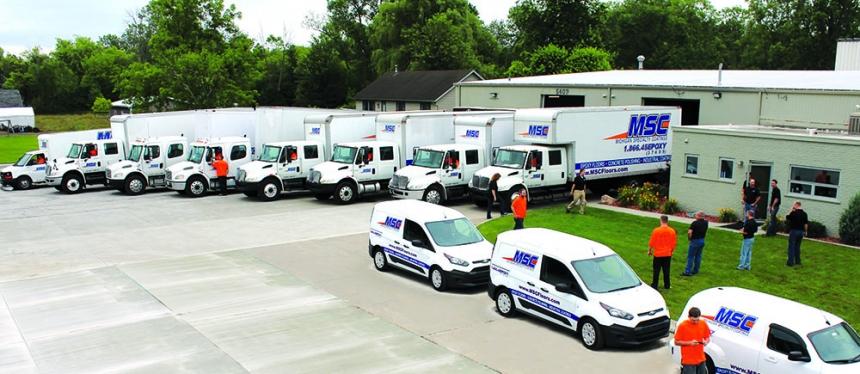Michigan Specialty Coatings Saint Clair
